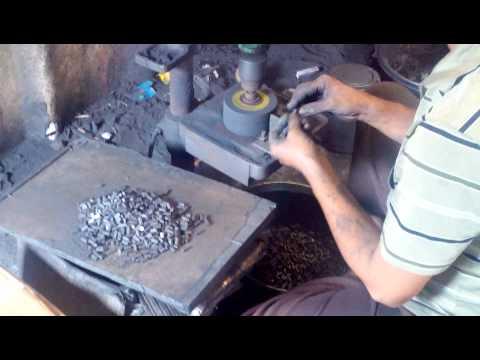 Making of carbon brush