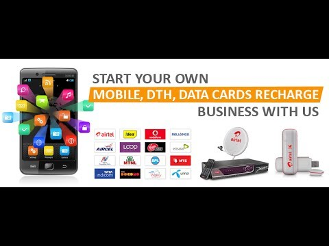 HOW TO START ONLINE RECHARGE BUSINESS WITH MobUPay in hindi