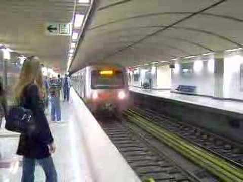 Metro-Athens