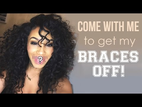 Come with Me to Get My Braces Off!! | Alyssa Forever VLOG