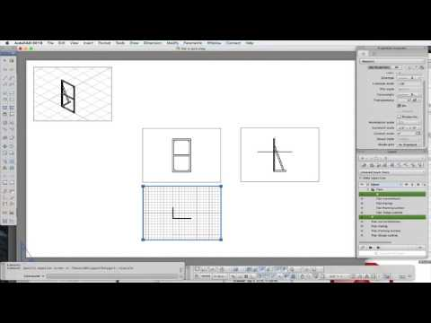 Simple set up to print D-Size in AutoCAD Mac 2016