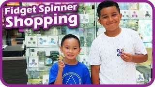 Download Fidget Spinner Toy Hunt 3 Shopping Mall, Haircut for Kid, Meeting Fans - TigerBox HD Video