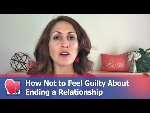 How Not to Feel Guilty About Ending a Relationship - by Jodi Aman