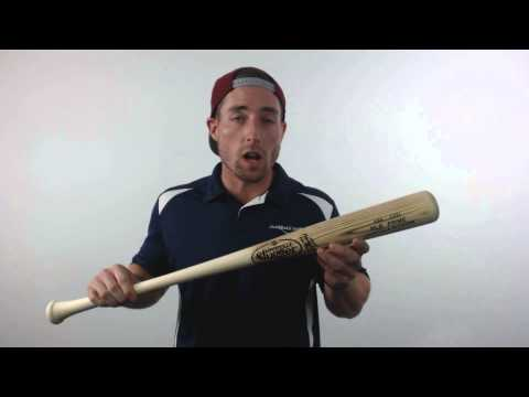 Louisville Slugger MLB Prime Ash C271 Unfinished Flame Wood Baseball Bat: WBVA271-UF