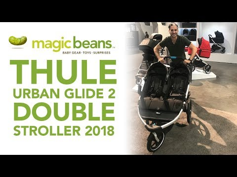 Thule Urban Glide 2 Double Stroller 2018 | Reviews, Ratings, Prices