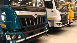 Mahindra Blazo Smart Truck Experience – A day at Chakan