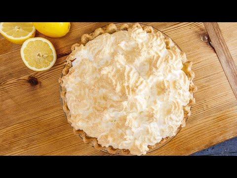 Buddy Valastro's Lemon Meringue Pie