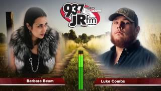 JRfm Interview - Luke Combs