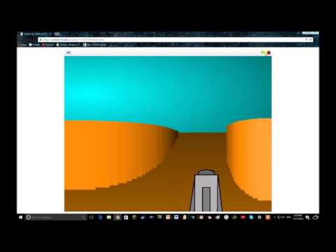 FPS tutorial   extra bits   scratch (strafing; hide walls)