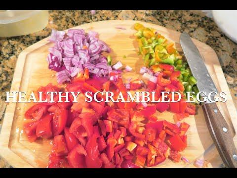 | Healthy Scrambled Eggs |