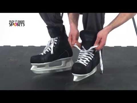 How to Fit Hockey Skates