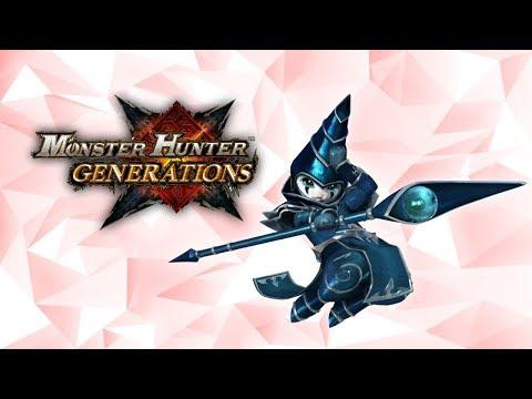 Monster Hunter Generations Eventos [Yu-Gi-Oh: un wyvern bonito]