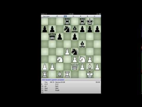 Chess Genius for iPhone and iPad