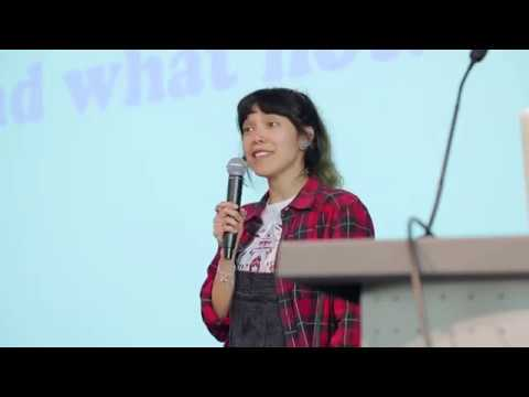 Diana Ilithya - Health, mental health and what not    JSUnconf 2018 Lightning Talks