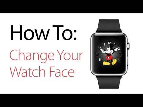 How to Change Your Apple Watch Face and Add Complications