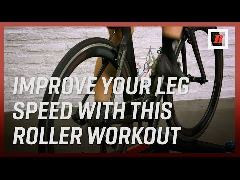 Improve Your Leg Speed With This Roller Workout