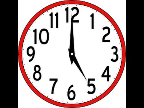 Clock animation in PowerPoint