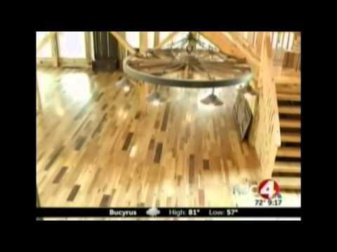 Rustic Barn Weddings In Central Ohio