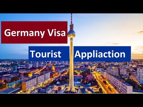 Easy apply Europe Germany Schegen  Visa Tourist visa 2018