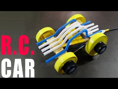 How To Make A Remote Controlled Car | Easy And Simple Steps |