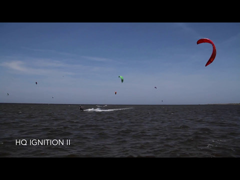 HQ Ignition II kite