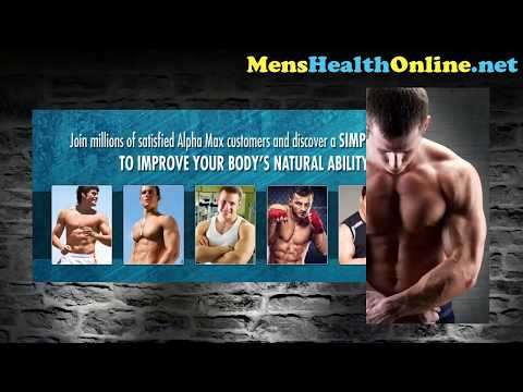 Alpha Max Review | Boost Free Testosterone And Increase Metabolism With Alpha Max