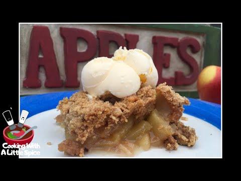 Apple Crisp | Simple Dessert Recipe