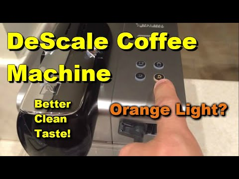 Step by Step Guide - How to Clean Your Delonghi Nespresso Coffee Machine