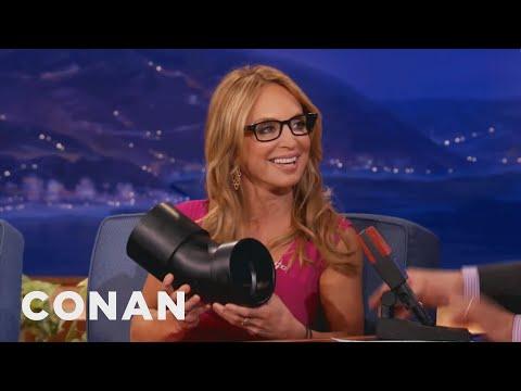 Sex Expert Dr. Jennifer Berman Teaches Conan & Tom Arnold To Find The G-Spot
