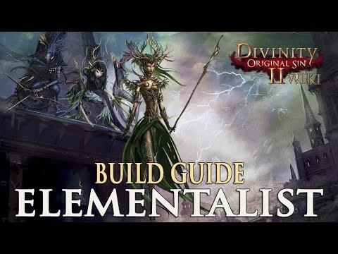 Divinity Original Sin 2 Builds - Elementalist (Mage)