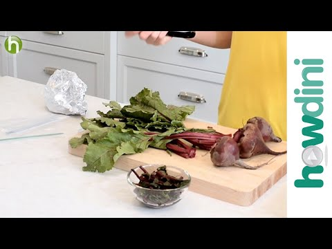 How to Prepare and Cook Fresh Beets