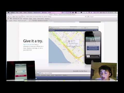 How to Setup Find My iPhone, iPad, or iPod Touch Free on 4.2 (iOS 4.2)