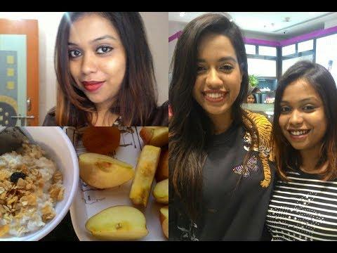 Saturday Vlog ; winter Morning Breakfast Recipe / Nykaa christmas party met Debasree