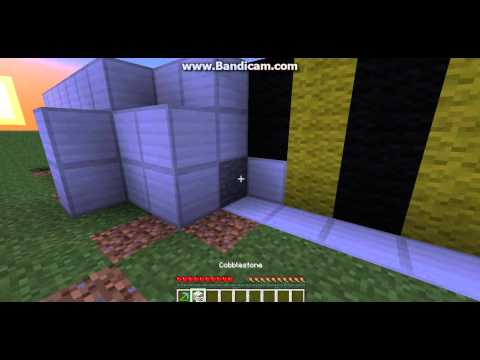 Ultimate minecraft cobblestone generator! (SAFE)