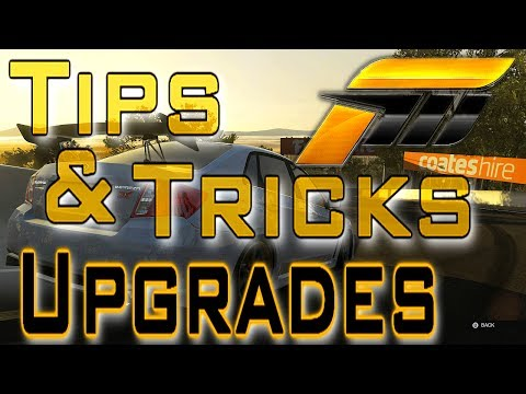 How to Upgrade Your Car!!! Forza 5 Tips and Tricks (Forza 5 Motorsports 5 Gameplay)