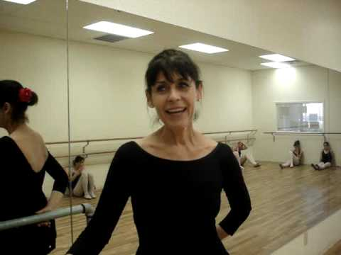 Marta Katz loves Ballet