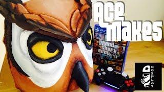 ... top quality 46c11 bab0d GTA 5 Owl Mask (Vanoss Gaming) - Ace Mak.  arriving ef7a3 8c55a Space Monkey ... 4af32b522ddf