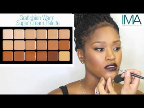 Minute Makeup Tutorials:  Perfect Vampy Lips