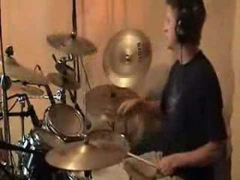 Pantera - Walk on Drums