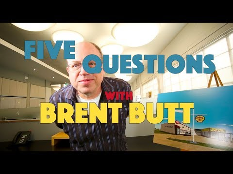 Five Questions with Brent Butt - Wisdom of The Ages