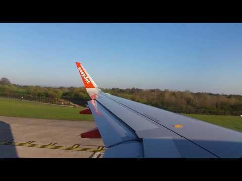 Easyjet Manchester to corfu 2017