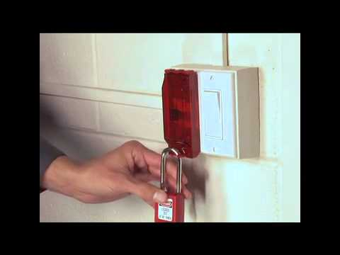 Master Lock 496B Universal Light Switch Lockout