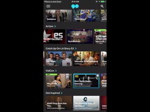 Go90 - Stream TV Shows, FREE!