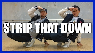 STRIP THAT DOWN - Liam Payne Dance Choreography 🖖 Jayden Rodrigues