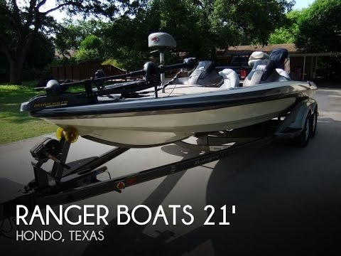 [UNAVAILABLE] Used 2007 Ranger Boats COMANCHE Z21 in Hondo, Texas