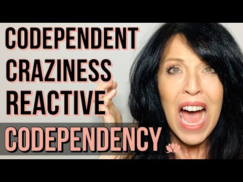 The Crazy Codependent--When The Narcissists Drive You Nuts and Then  You Can't Stop Yourself