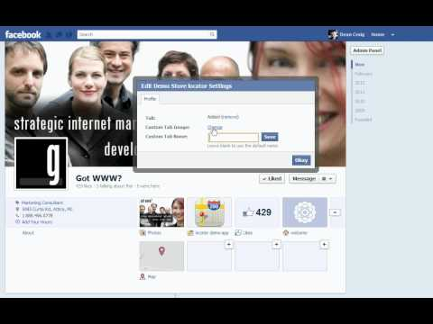 How to Change the App Thumbnail on Timeline for Facebook Pages