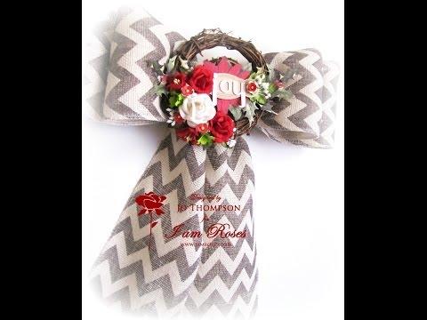 Decorative Holiday Bow
