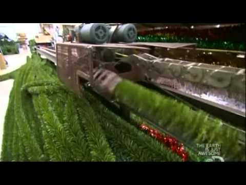 How to make Artificial Christmas Trees {www downloadshiva com}