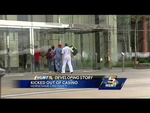 Group put out of Horseshoe casino over dress code meets with executive